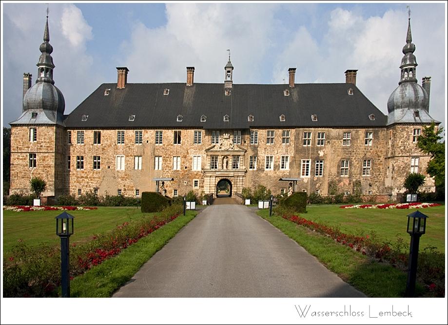Schloss Lembeck (Ende)