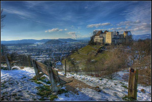 Schloss Lenzburg (Schweiz)