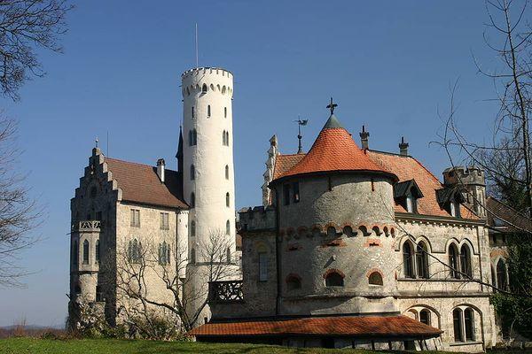 Schloss Lichtenstein (schwäbische Alb)