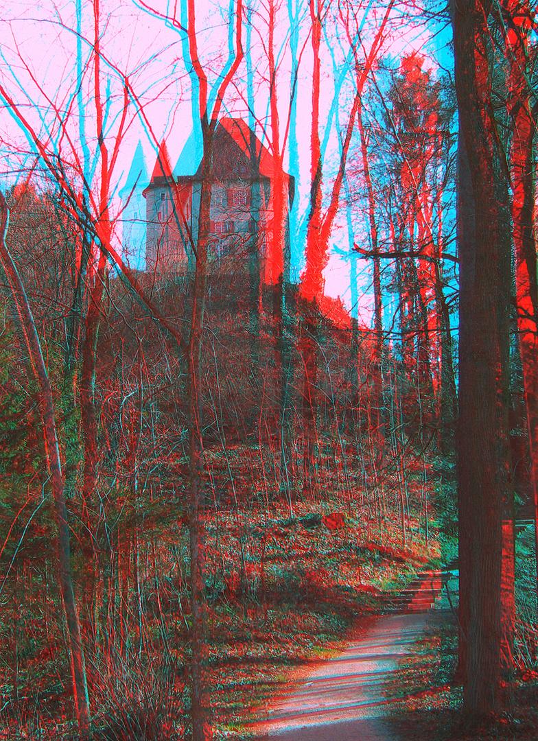 _ Schloss Liebegg / Gränichen / CH _