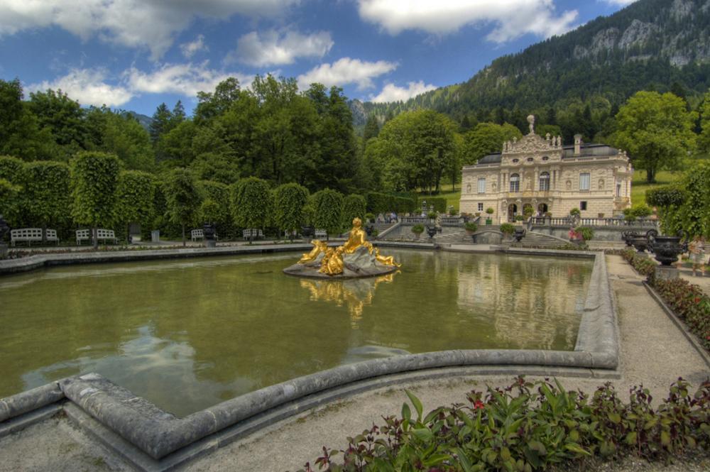 ... Schloss Linderhof ...