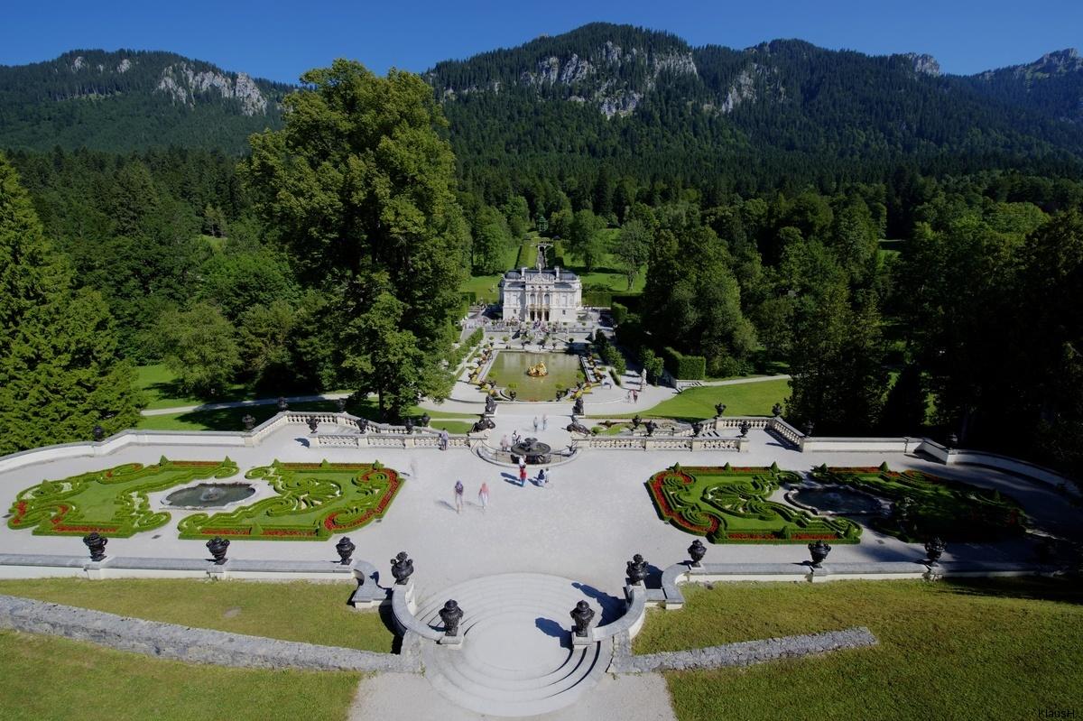 ~ Schloss Linderhof ~
