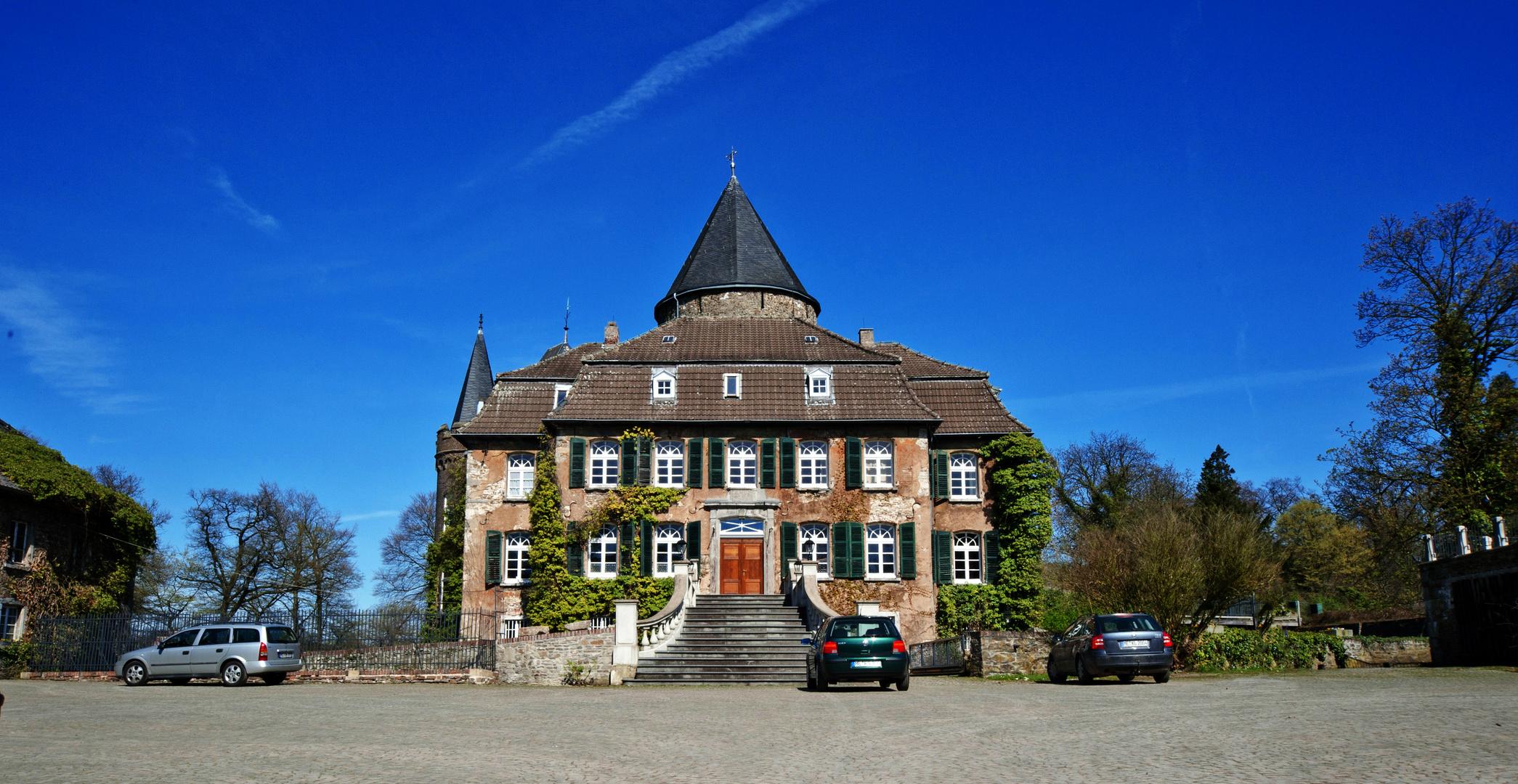 Schloß Linnep - Innenhof