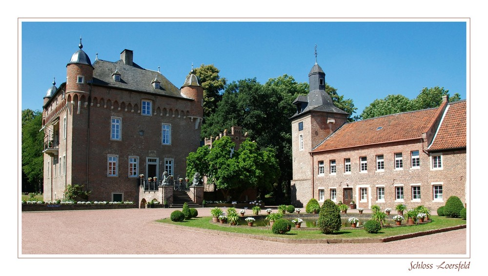"""Schloss Loersfeld"""