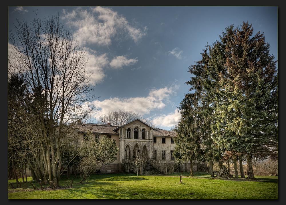Schloss Löwitz