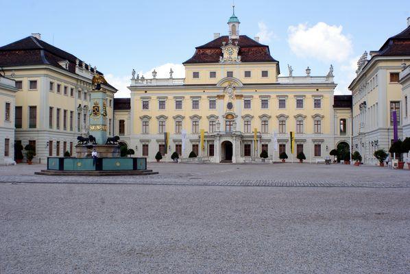 Schloß Ludwigsburg