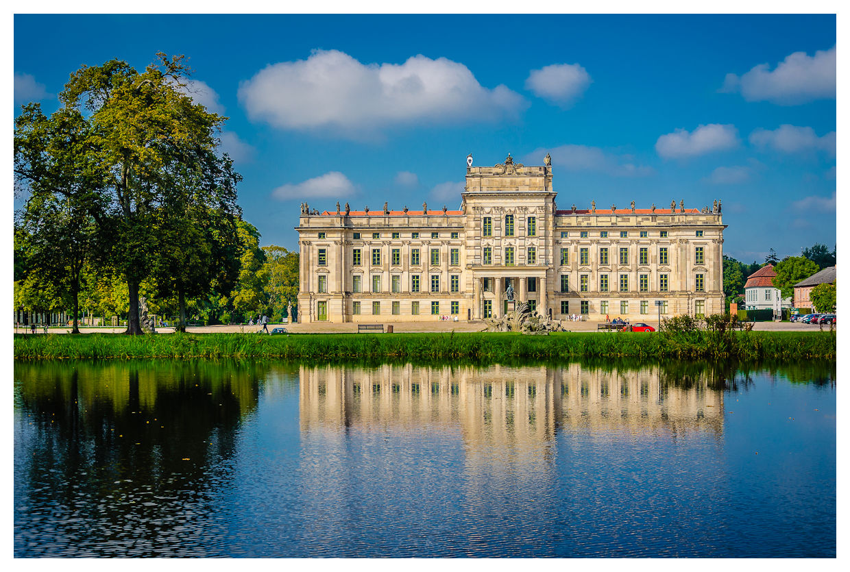 > Schloss Ludwigslust