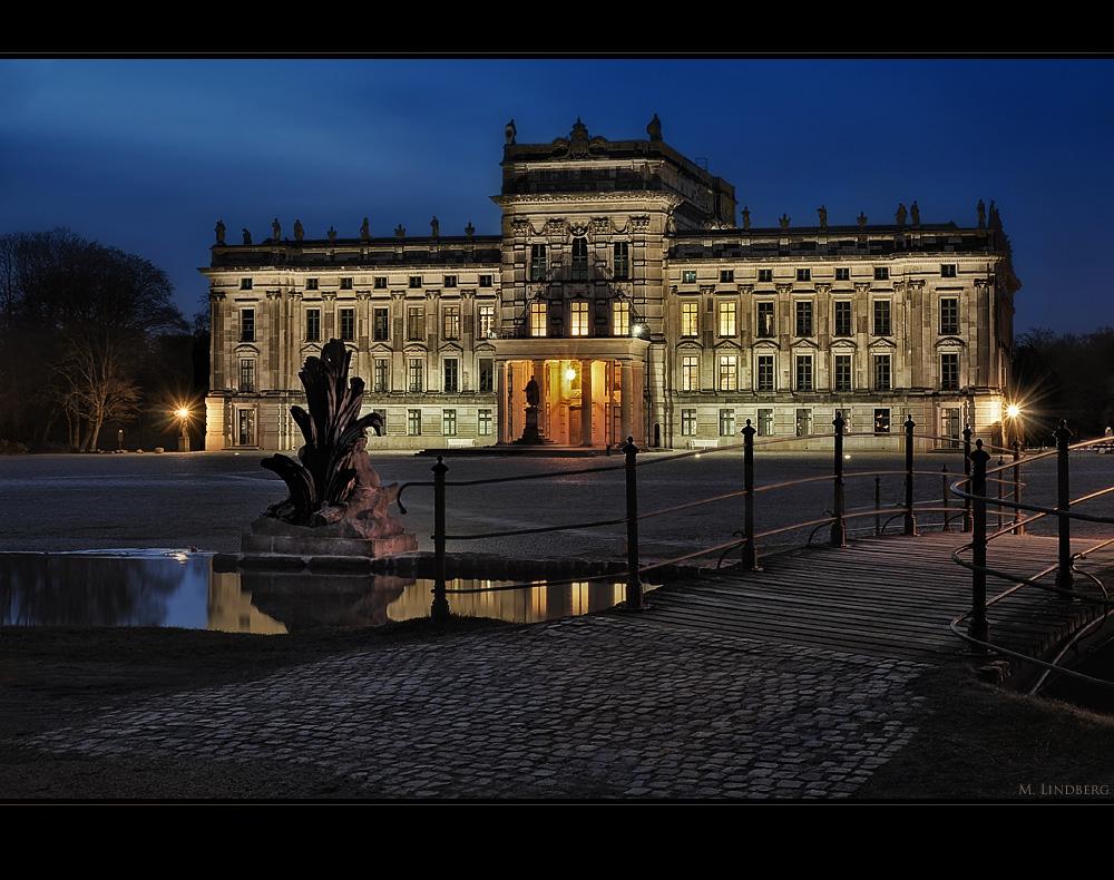 Schloss Ludwigslust III