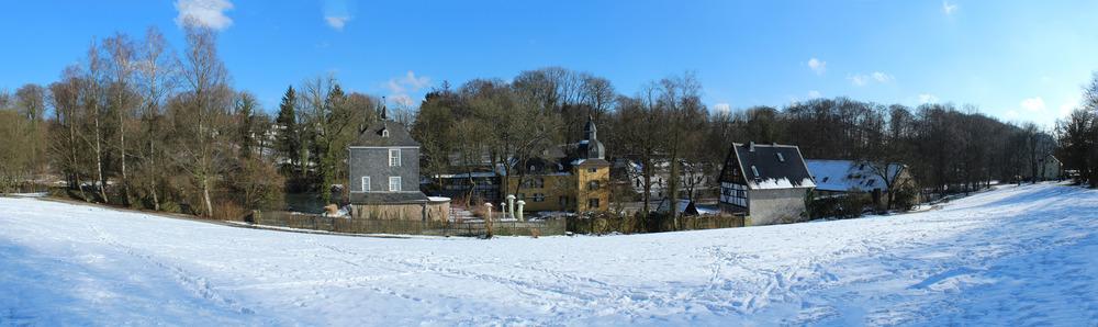 Schloss Lüntenbeck in Wuppertal Sonnborn