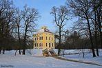 Schloss Luisium (Winterversion)