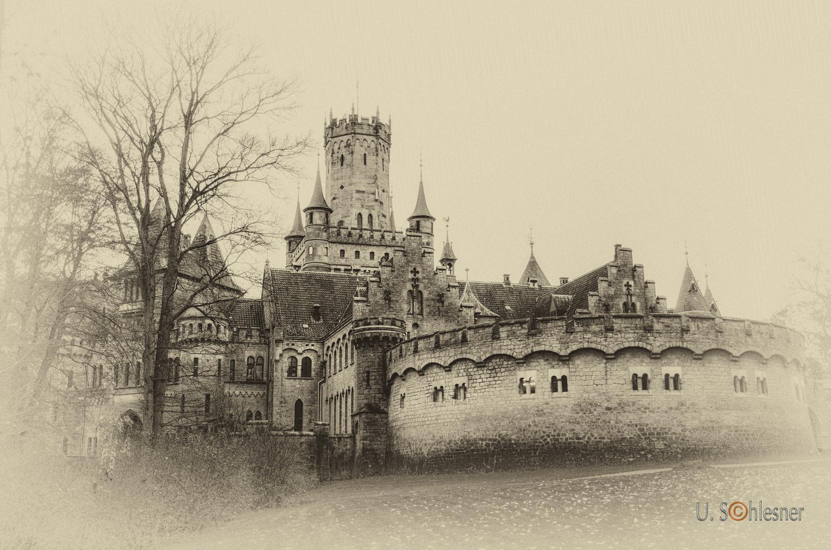 -Schloss Marienburg-