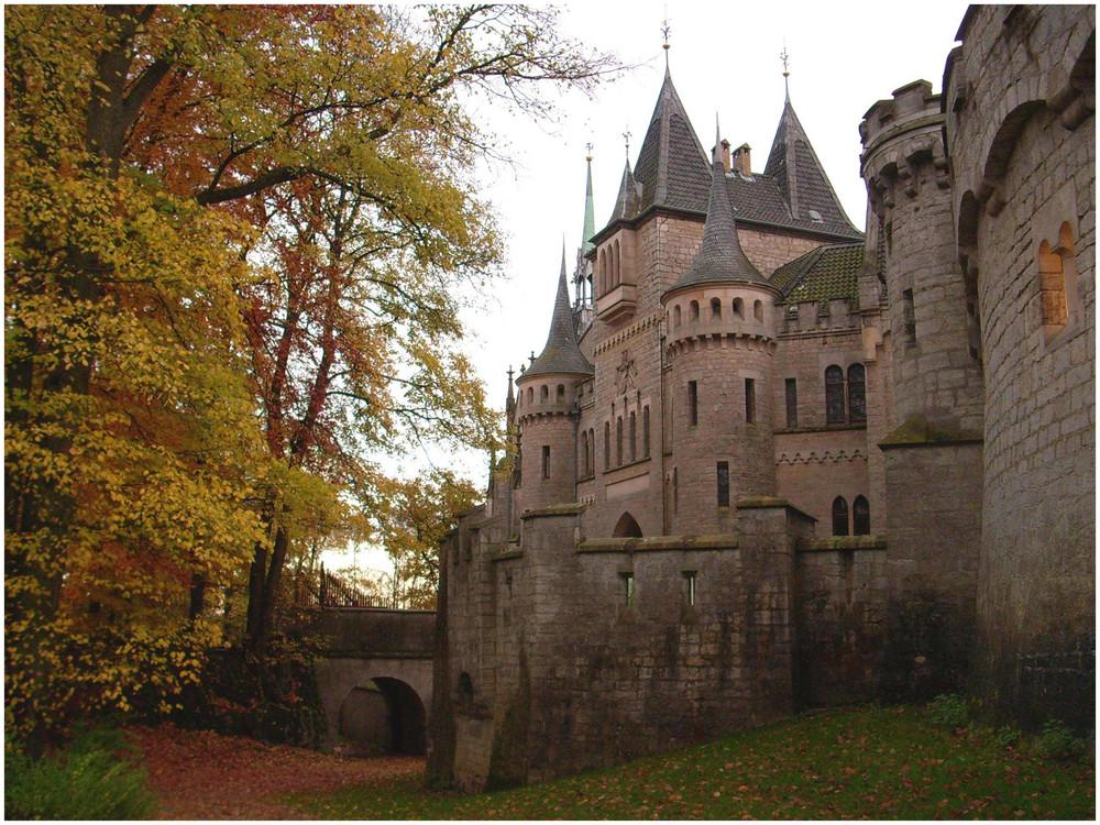 Schloß Marienburg II