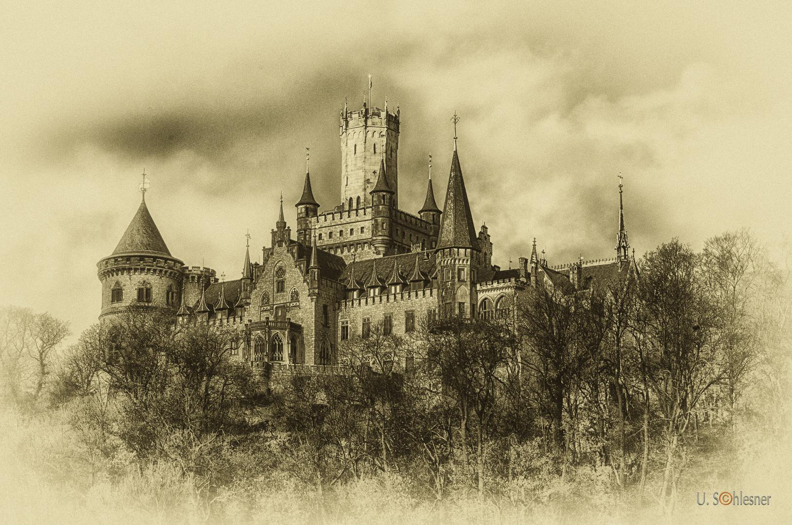 - Schloss Marienburg in Niedersachsen -