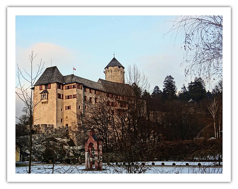 Schloss Matzen bei Brixlegg