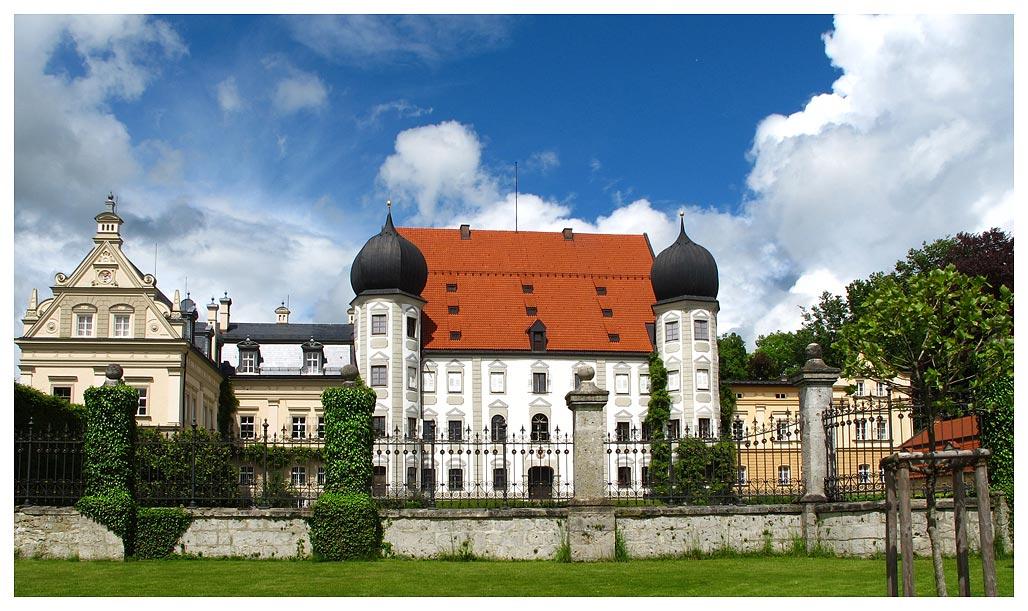 Schloss Maxlrain