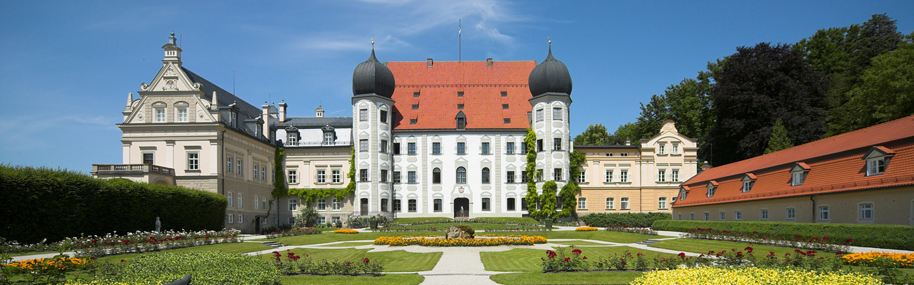 Schloss Maxlrain im Süd-Osten von München