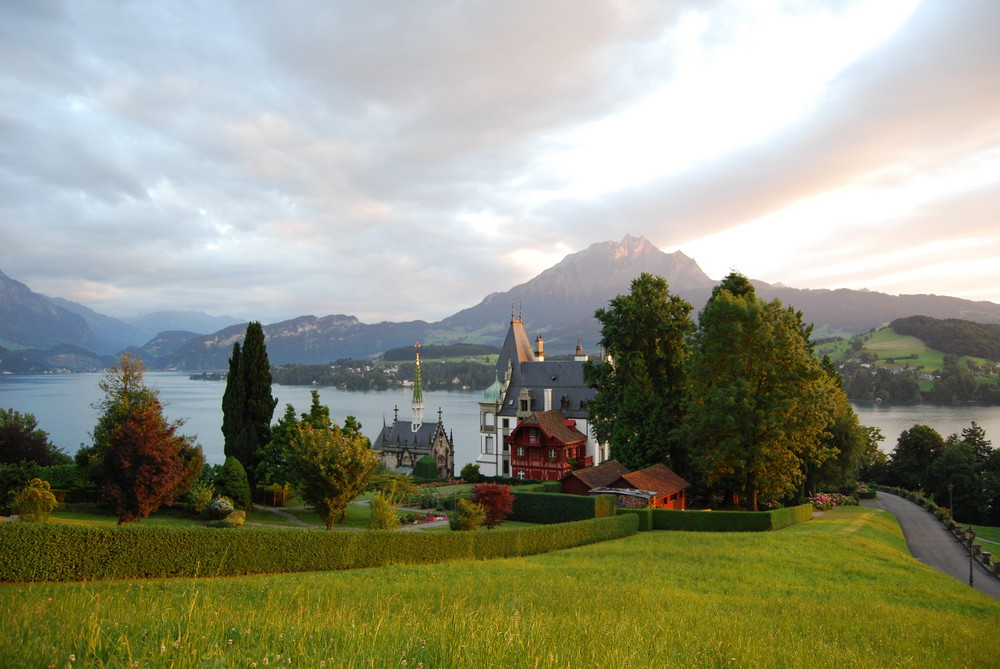 Schloss Meggerhorn