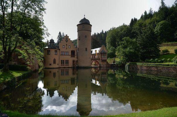 Schloss Mespelbrunn ( 1 )
