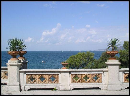 Schloss Miramare - Duino - Italien