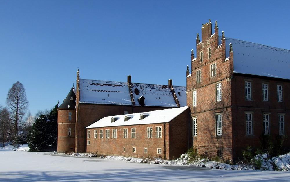 Schloss mit FinePix