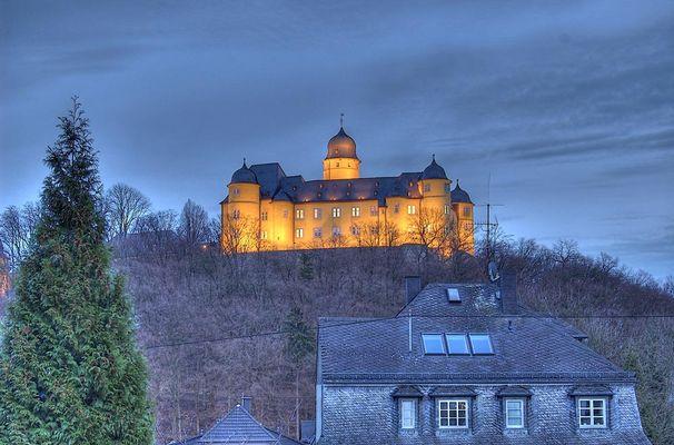 Schloss Montabaur HDR