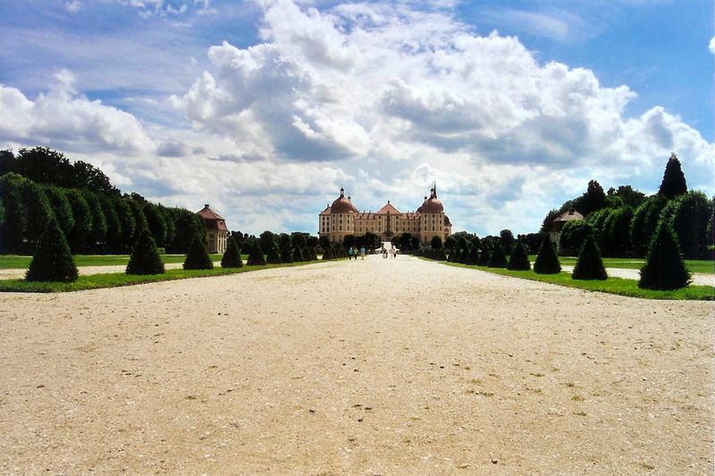 Schloss Moritzburg -1-