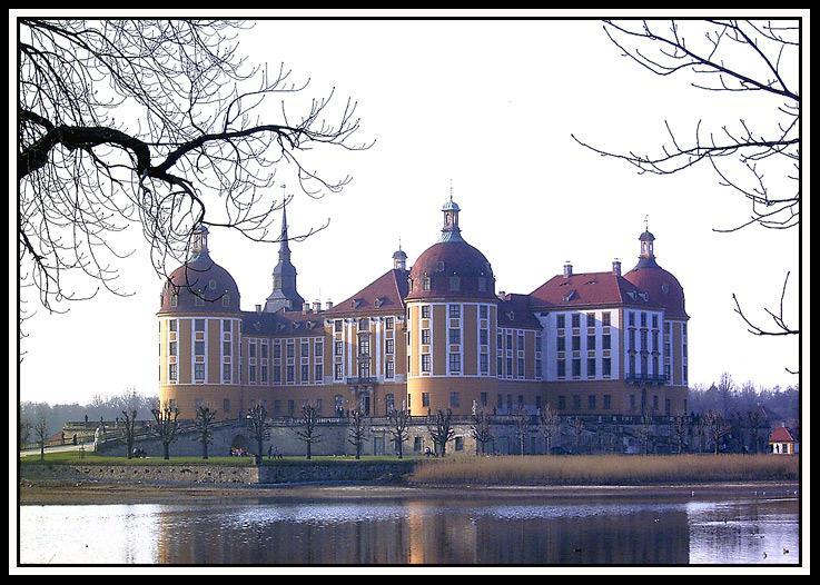 """Schloß Moritzburg 2"""