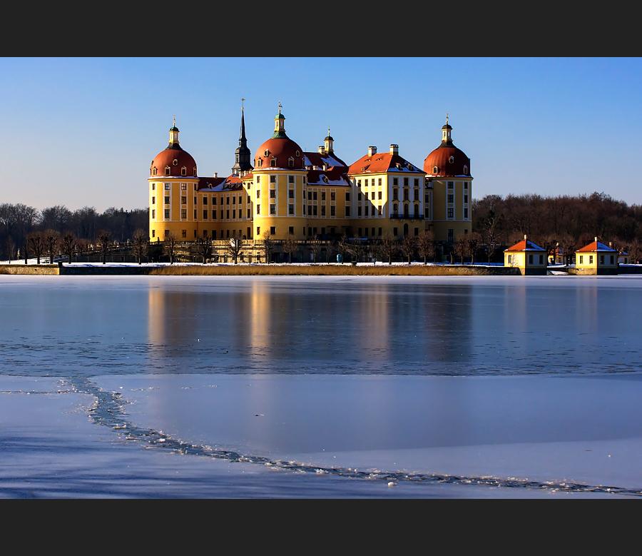 --- Schloss Moritzburg ---