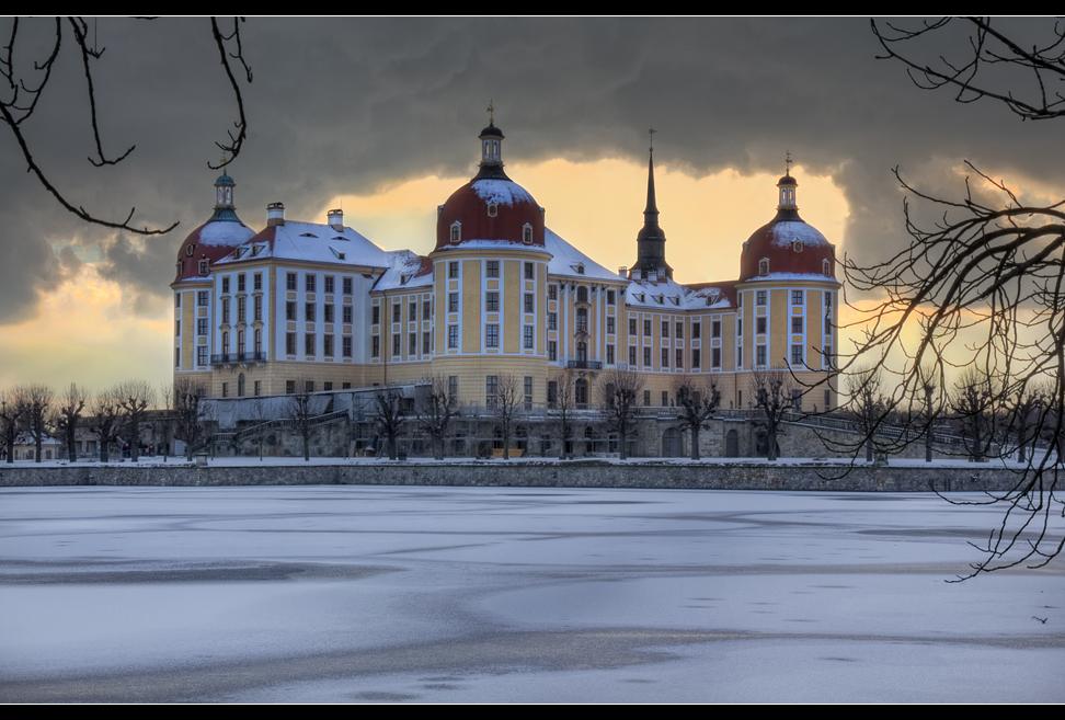 Schloss Moritzburg 9