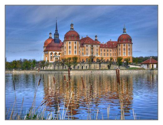 -- Schloss Moritzburg --