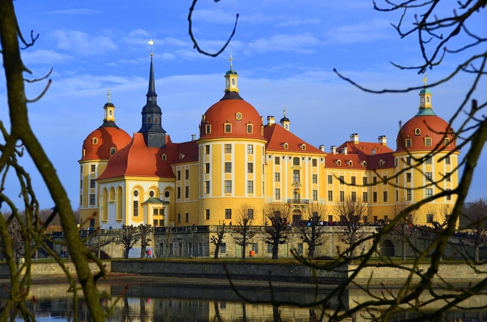 Schloss Moritzburg*3*