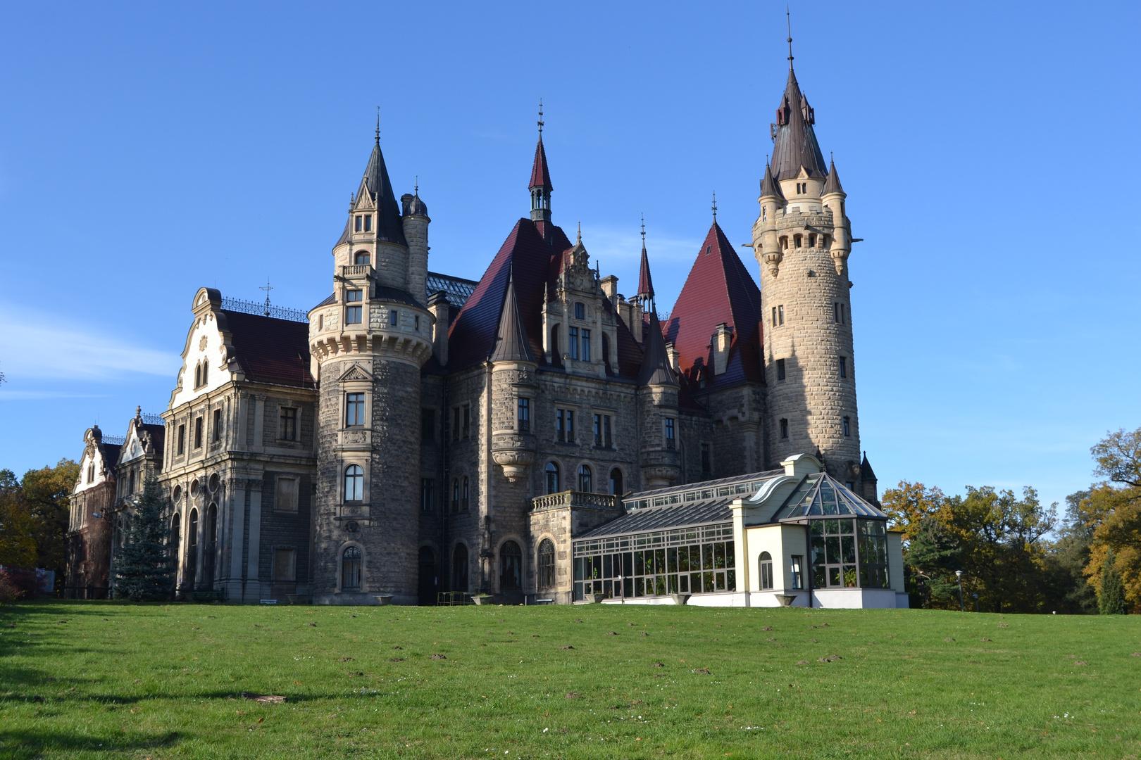 Schloss-Moszna