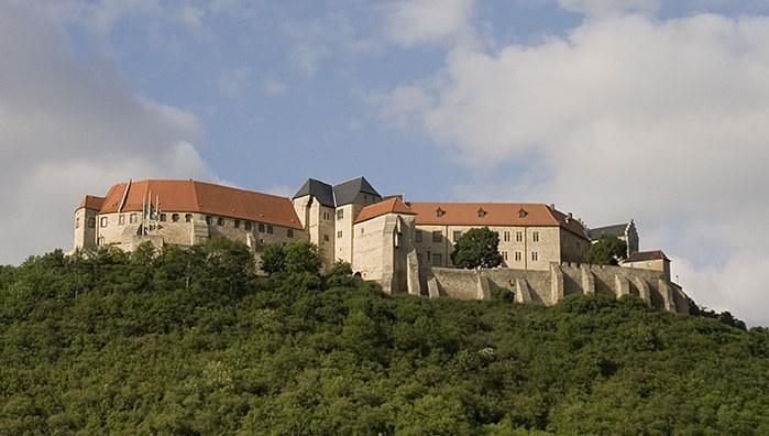 Schloss Neuenburg - Freyburg/U.