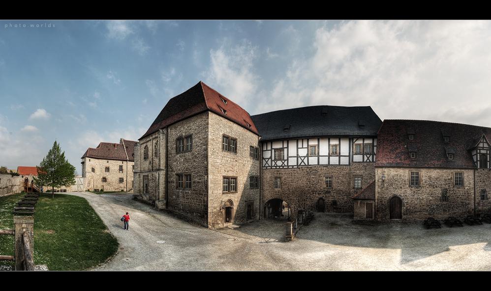 Schloss Neuenburg in Freyburg (Unstrut)