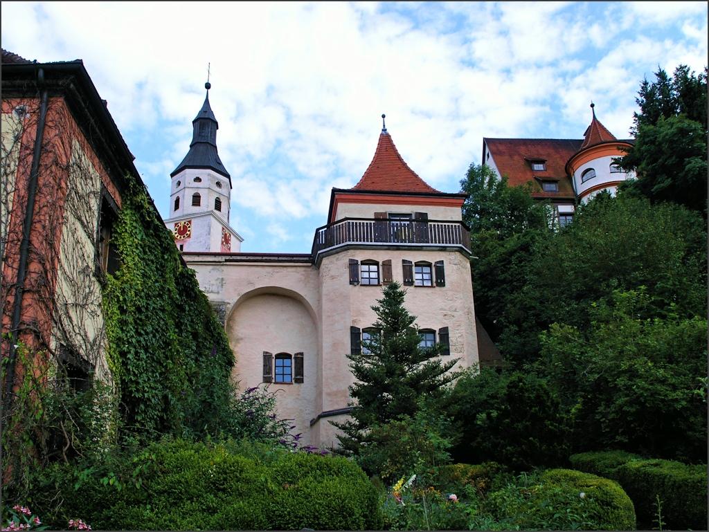 Schloss Neufra
