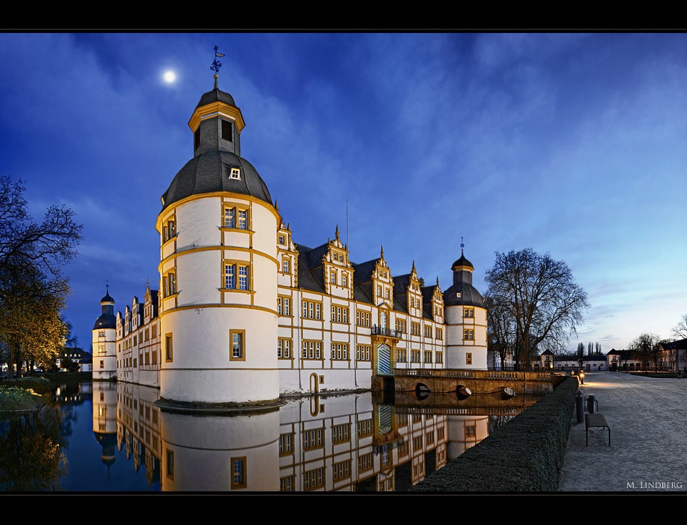 Architektur Paderborn schloss neuhaus paderborn foto bild architektur architektur