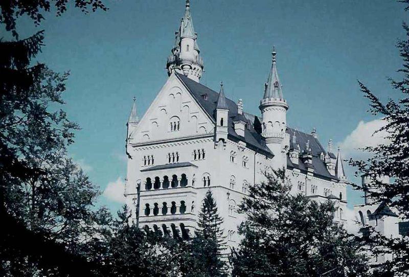 Schloß Neuschwanstein (2)