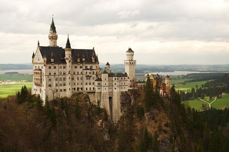 Schloss Neuschwanstein # 2