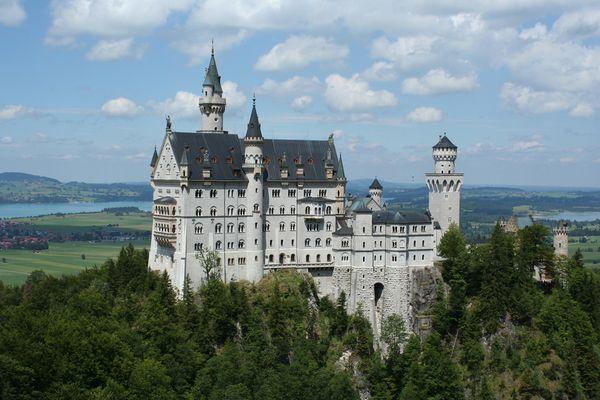 Schloss Neuschwanstein (2)
