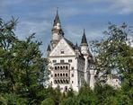 Schloss Neuschwanstein..........