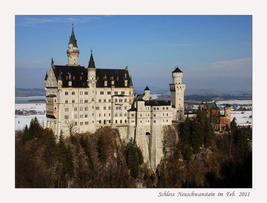 """Schloss Neuschwanstein"""