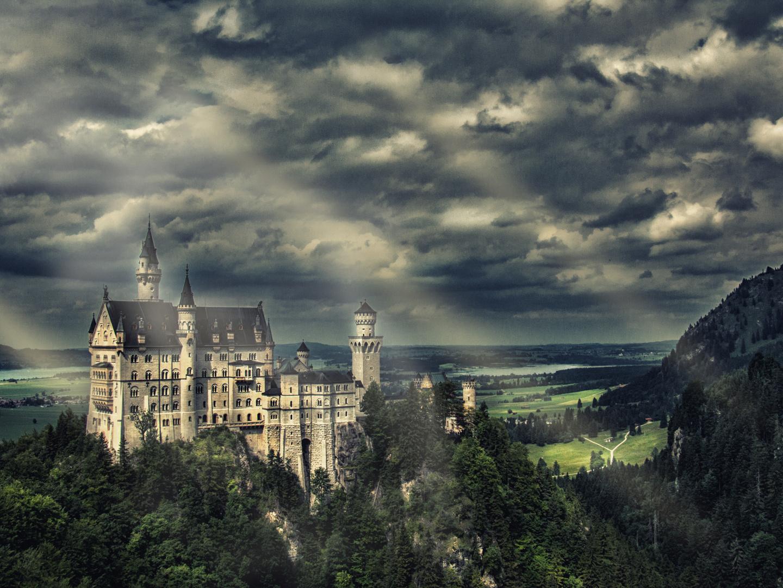 Schloss Neuschwanstein*