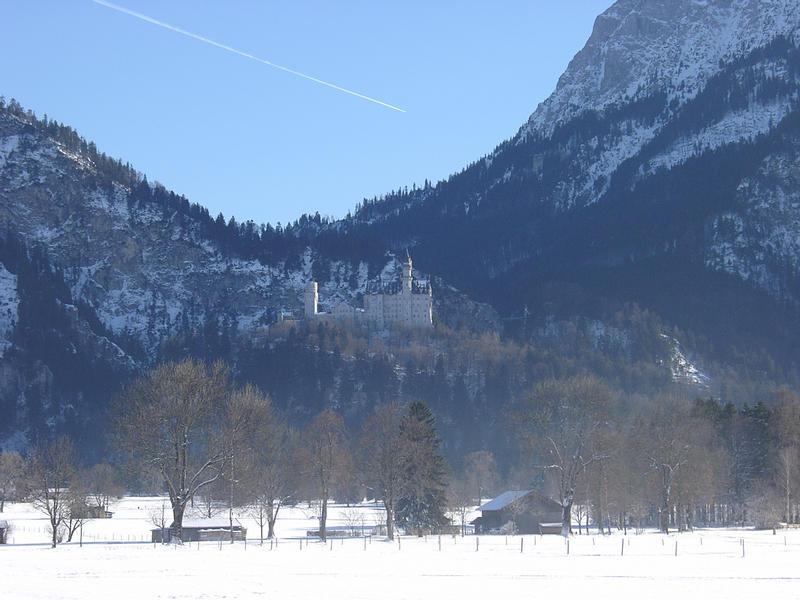Schloß Neuschwanstein