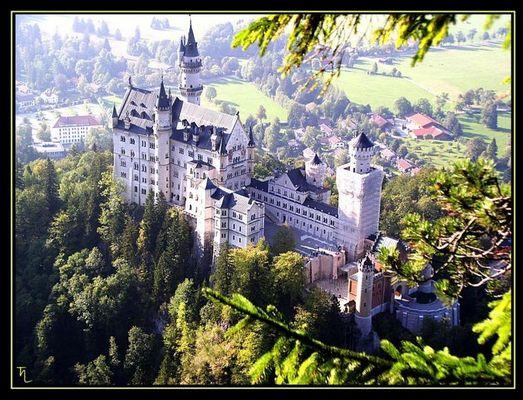Schloss Neuschwanstein - I