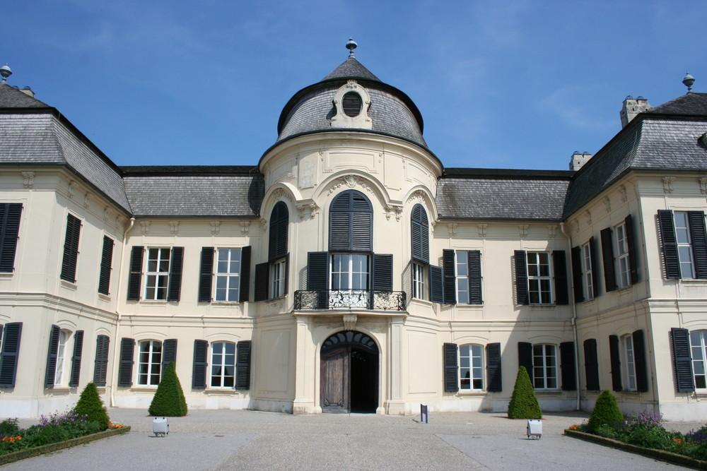 Schloss Niederweiden, Marchfeld, Niederösterreich