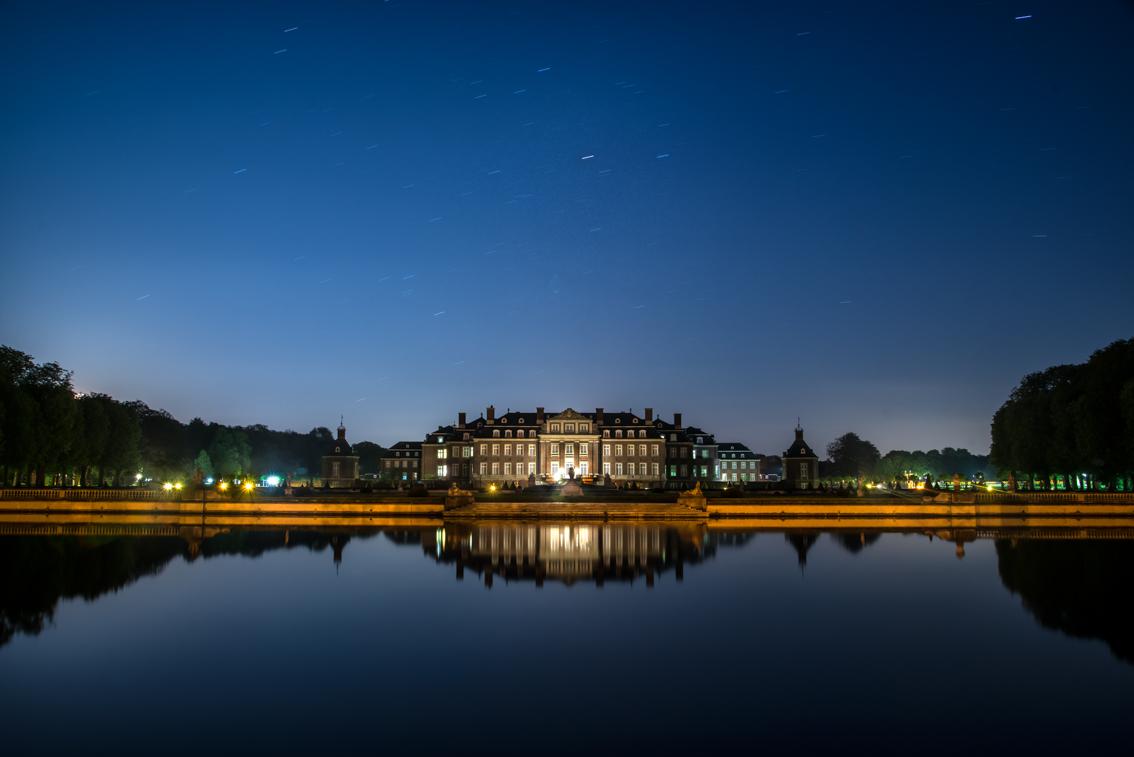 Schloß Nordkirchen bei Nacht