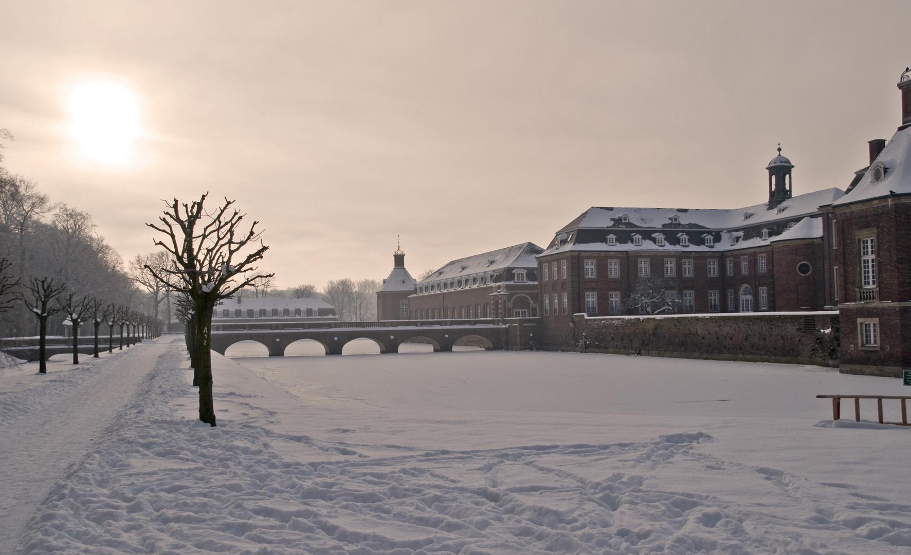 Schloss Nordkirchen im Winter 2011