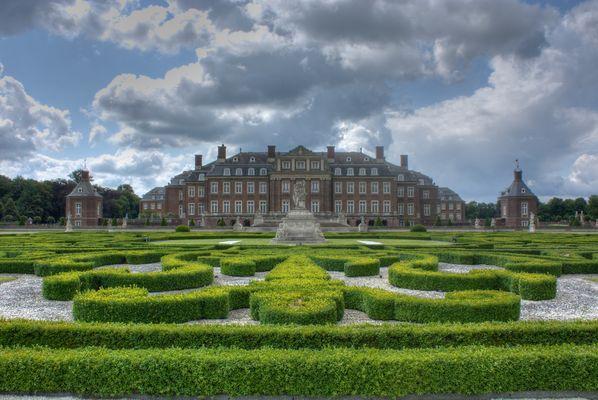 Schloss Nordkirchen oder das 'Westfälische Versailles' 3