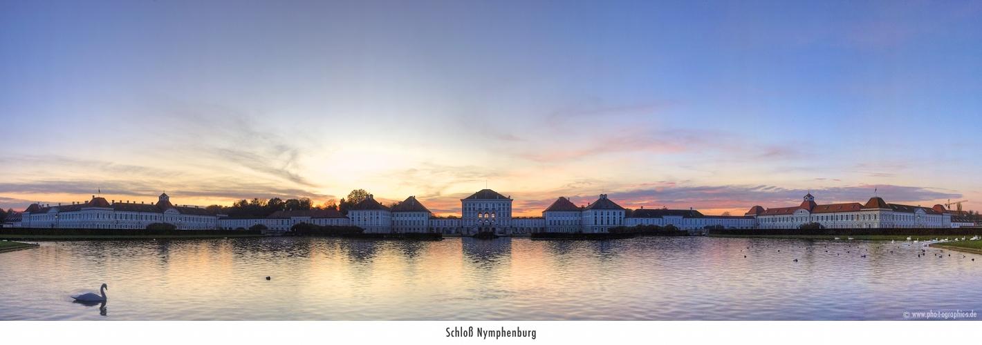 ... Schloß Nymphenburg ...