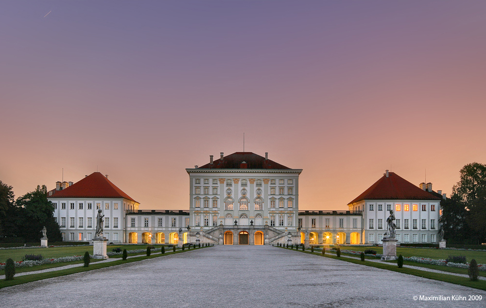 schloss nymphenburg foto bild architektur profanbauten youth bilder auf fotocommunity. Black Bedroom Furniture Sets. Home Design Ideas